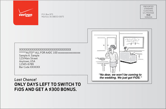 Fios direct mail